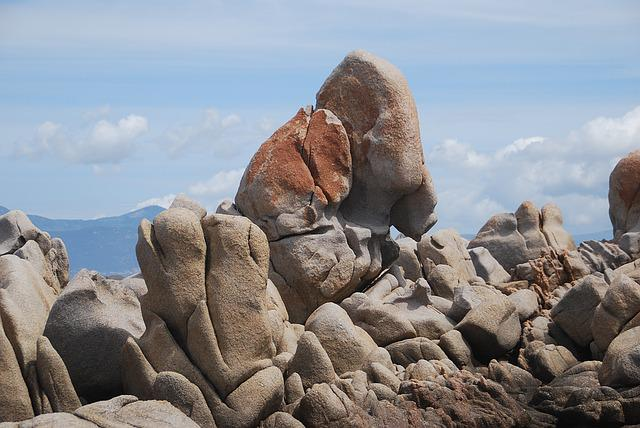 Rock, Stone, Structure, Nature, Natural Stones, Corsica