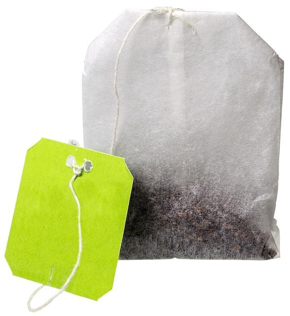 Teabag, Tea, Bag, Drink, Natural, Tea Bag