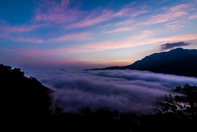 China, Yunnan, Mountain, Natural, Landscape, Tourism