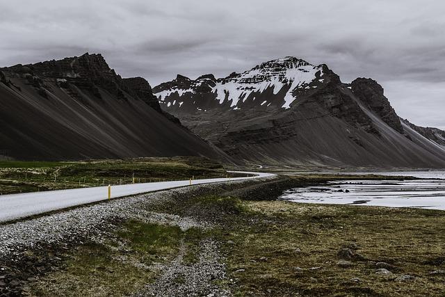 Landscape, Mountains, Scenic, Adventure, Nature