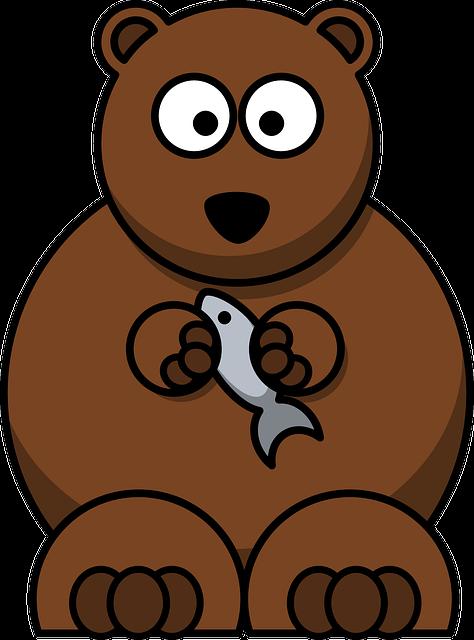 Bear, Grizzly, Animals, Nature, Wildlife, Wild