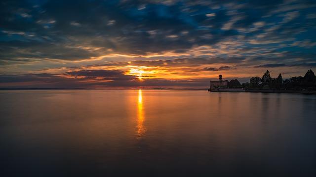 Sunset, Nature, Landscape, Background Image