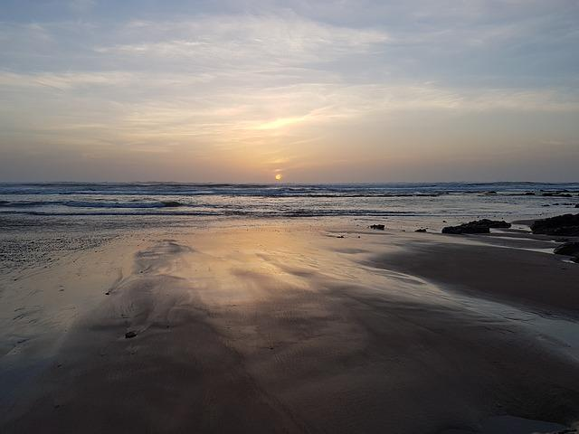Nature, Beach, Sea