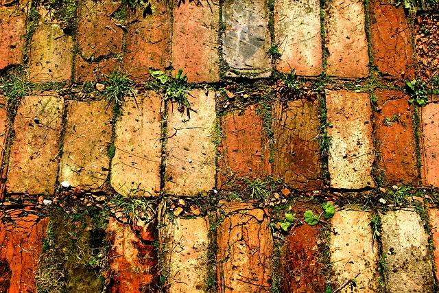 Structure, Sample, Brick, Nature