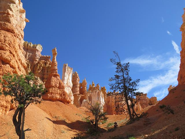 Bryce Canyon, Utah, National, Park, Scenic, Nature