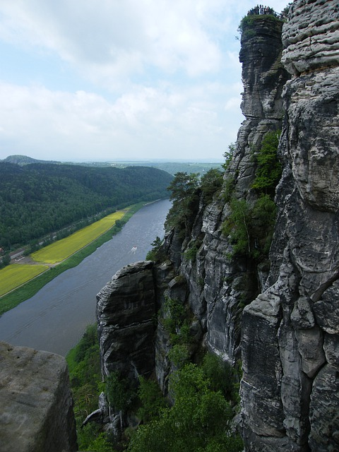 Elbe, River, Nature Conservation, Germany