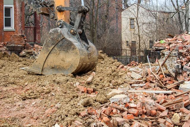 Garbage, Nature, Wood, Tree, Demolition