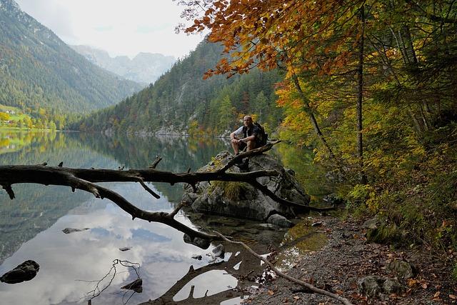 Ellmau, Scheffau, Austria, Lake, Landscape, Nature