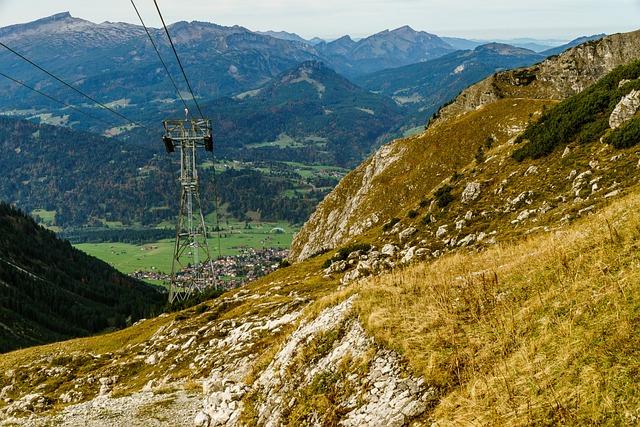Foghorn, Oberstdorf, Mountains, Alpine, Allgäu, Nature