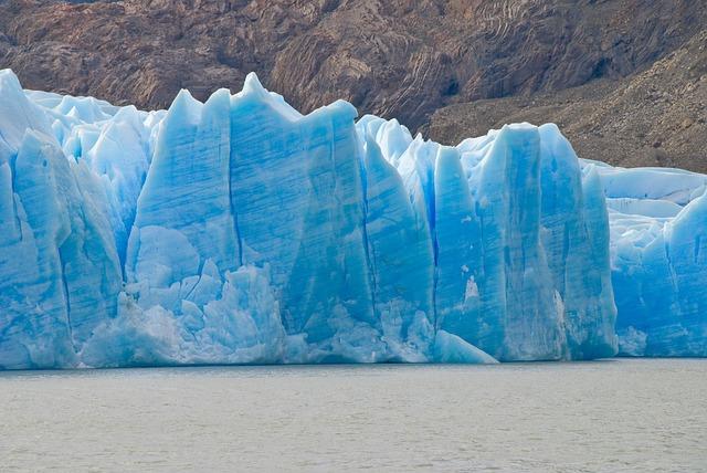 Glacier, Ice, Nature, Chile, Trekking