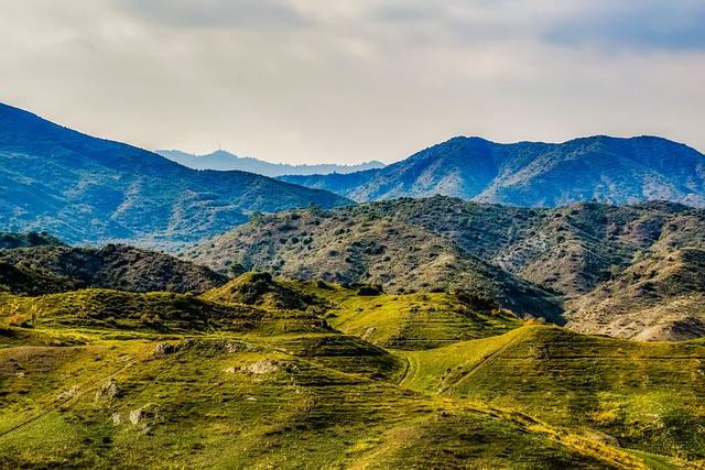 Nature, Mountains, Landscape, Sky, Travel, Kalavassos