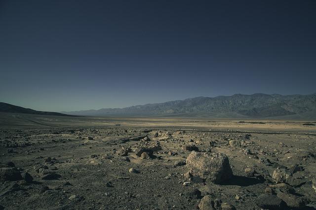 Arid, Barren, Desert, Dry, Landscape, Mountain, Nature