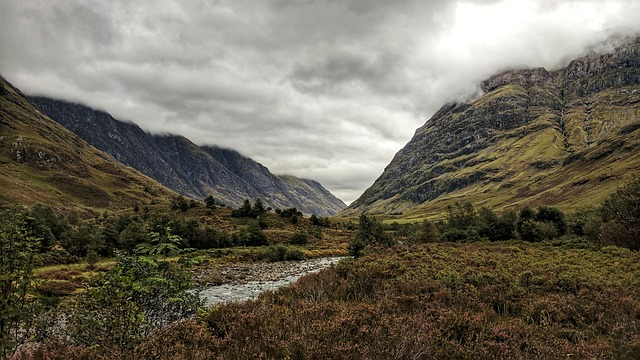 Glencoe, Scenic, Scotland, Nature, Landscape, Scottish