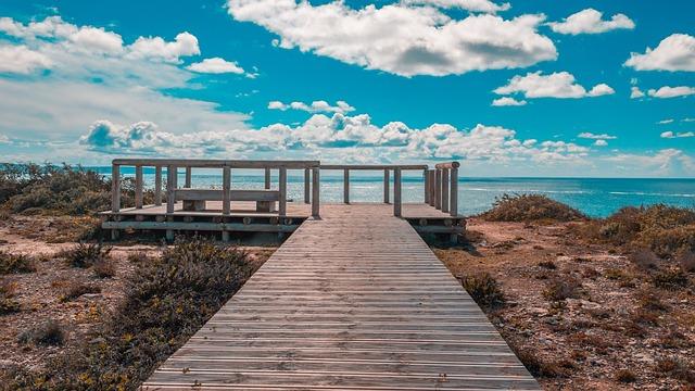Portugal, Atlantic, Landscape, Nature, Beach, Sky