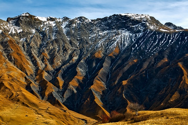 France, Mountains, Snow, Landscape, Scenic, Nature