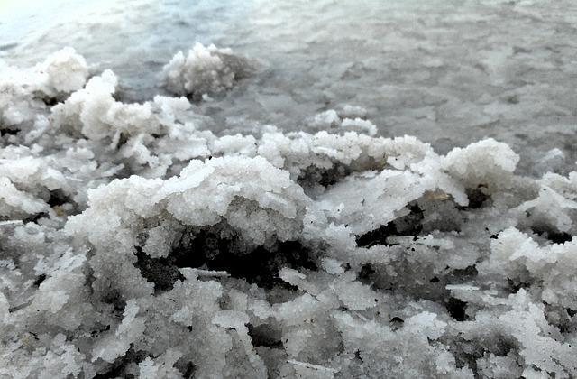 Salt, Dead, Sea, Water, Nature, Magnesium