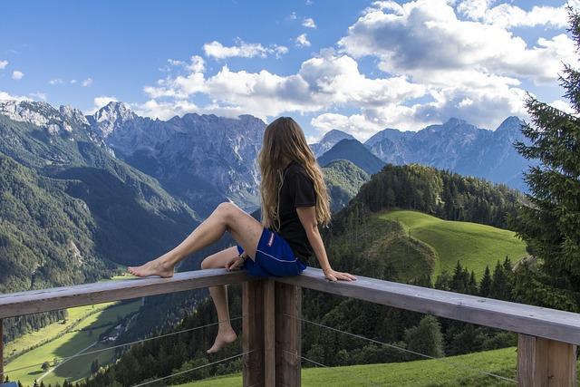Slovenia, Mountains, Landscape, Nature, Alps, Europe