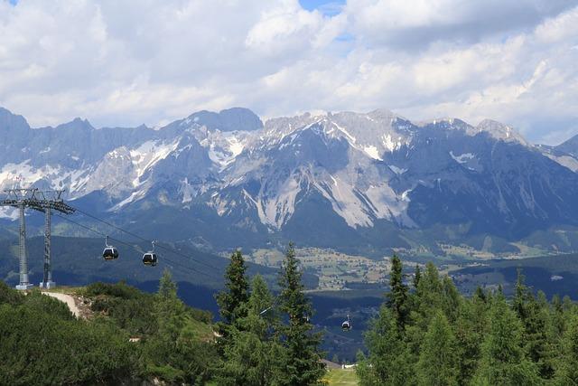 Mountains, Mountain Landscape, Nature