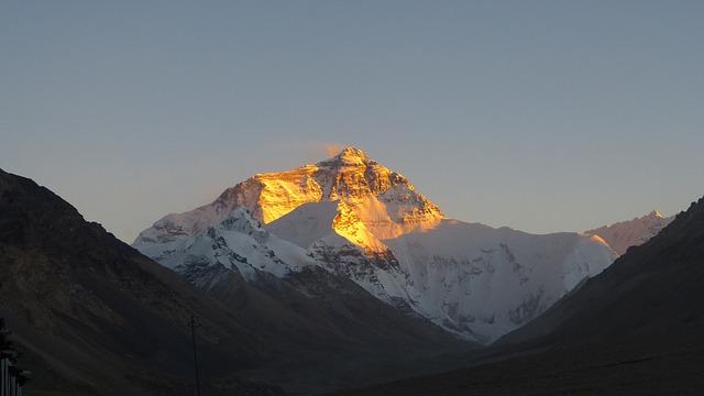 Mountain, Panorama, Snow, Landscape, Nature