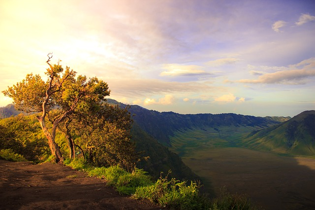 Mountain, Hill, Bromo, Nature, Landscape, Peak