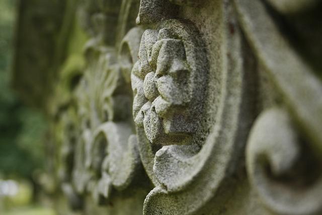 Nature, Closeup, Old, Sculpture, The Art Of, Culture