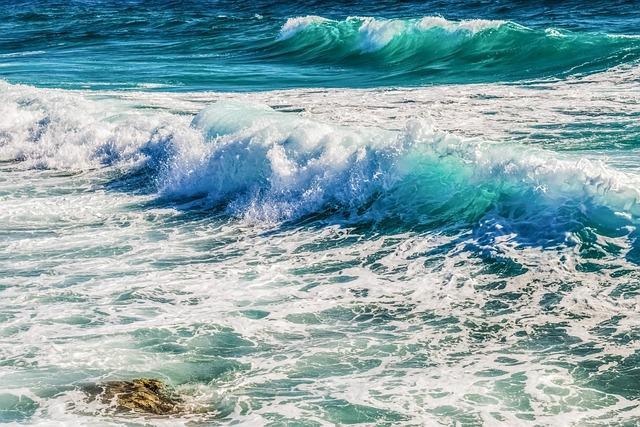 Waves, Sea, Shore, Nature, Mediterranean, Seascape