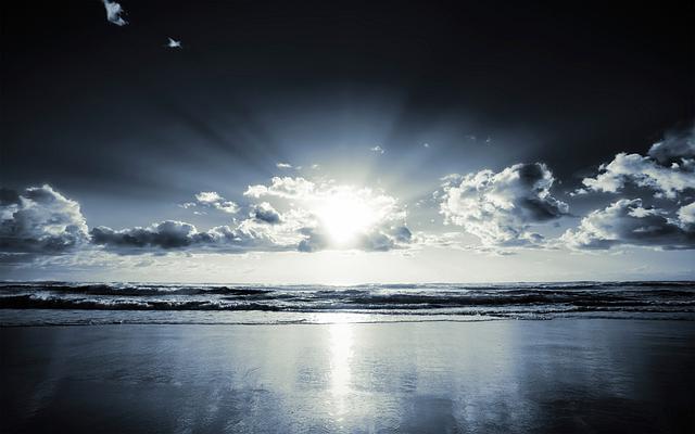 Beach, Light, Nature, Ocean, Outdoors, Sea, Seascape