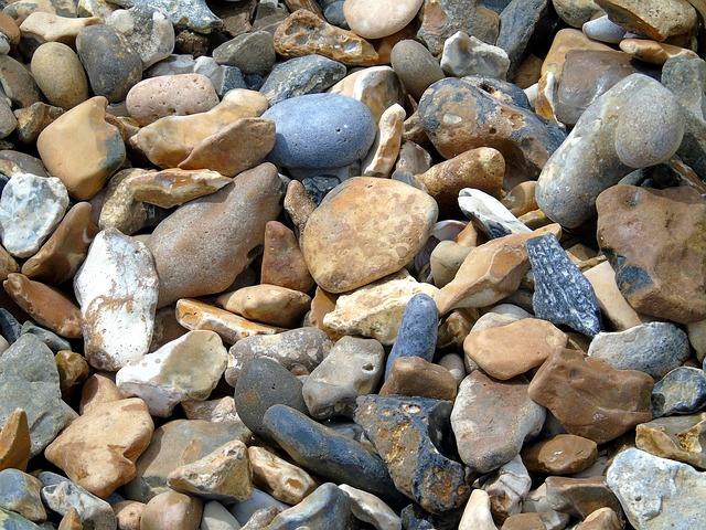 Pebble, Beach, Nature, Sea, Natural, Coast, Stone