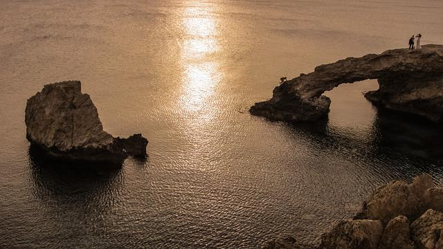 Sunset, Rocky Coast, Sea, Nature, Landscape, Autumn