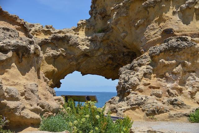Nature, Seashore, Sea, Landscape, Water, Rock, Travel