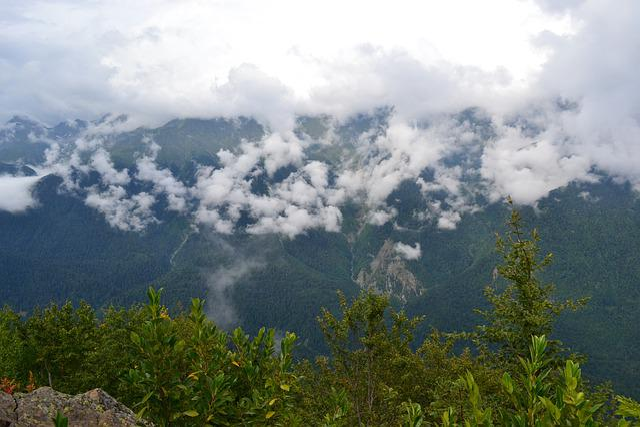 Nature, Mountain, Sky, Panoramic