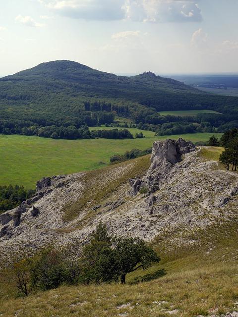 Country, Rocks, Nature, Slovakia, Little Carpathians
