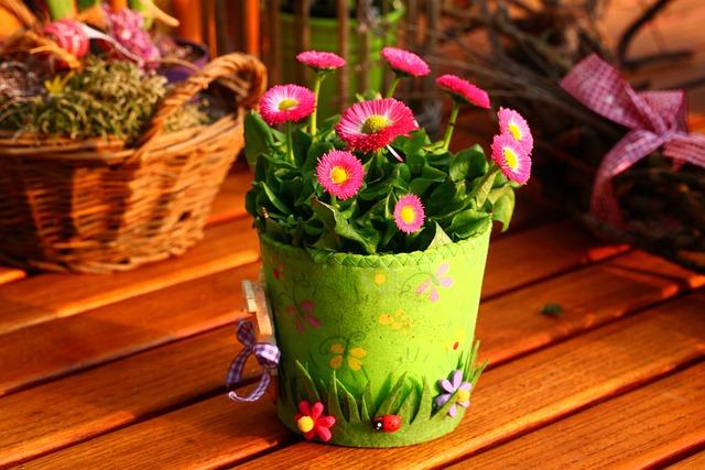 Spring, Decoration, Nature, Garden, Plant, Flowers