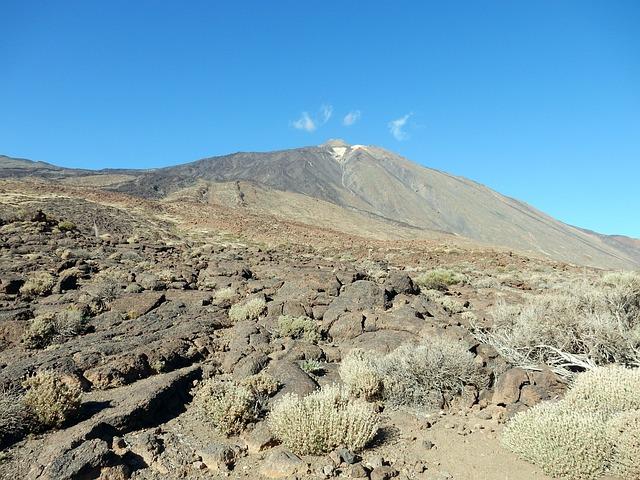 Teide, Tenerife, Canary Islands, Nature