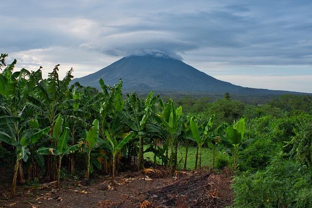 Volcano, Nature, Landscape, Mountain, Travel, Scenic