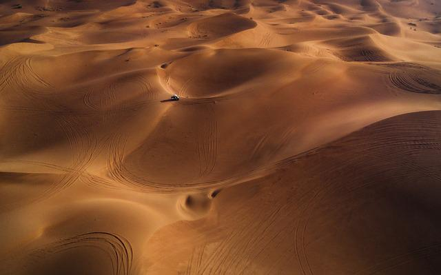 Desert, Landscape, Nature, Travel, Summer, Natural