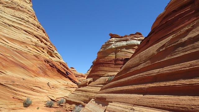 Desert, Sand Stone, Travel, Nature