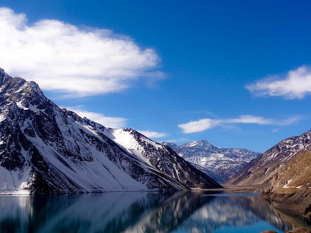 Chile, Travel, Sky, Tourism, Landscape, Nature