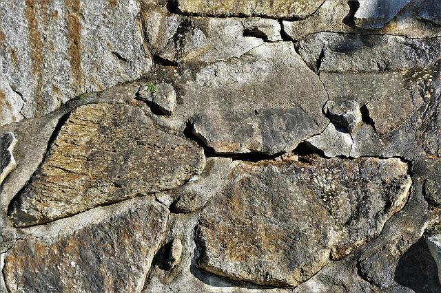 Stone Wall, Nature, Stones, Wall