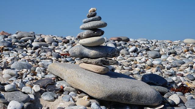 Rock, Nature, Sea, Waters, Stone