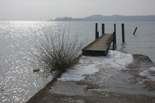 Waters, Nature, Coast, Lake, Web, Water, Bank
