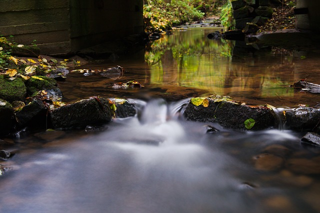 Waters, Waterfall, River, Movement, Rock, Nature, Wet