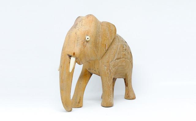 Animal, Nature, Elephant, 3d, 3d Model, Wild, Natural