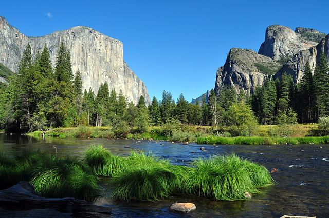 Nature, Yosemite National Park, United States