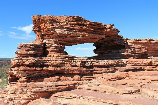 Natures Window, Landscape, Western Australia