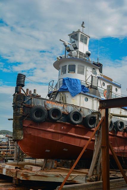 Gloucester, Tug, Boat, Ship, Sea, Nautical, Port