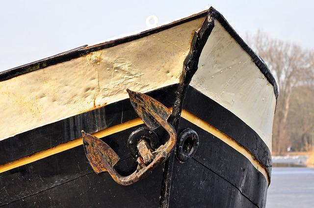 Anchor, Bow, Ship, Hull, Nautical, Boat, Vessel