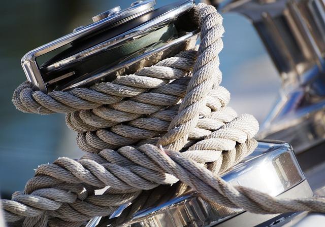 Rope, Nautical, Node, Equipment, Industry