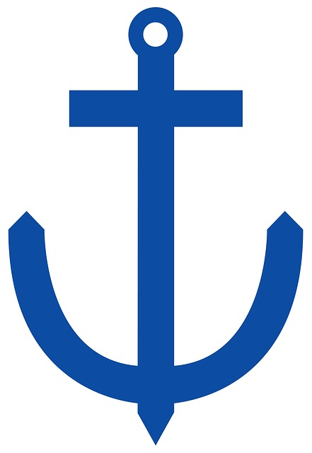 Anchor, Nautical, Beach, Ocean, Summer, Weight, Symbol