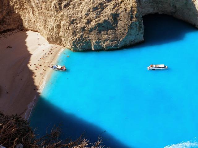 Navagio, Greece, Navagio Bay, Zakynthos